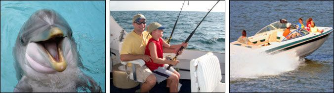 Fishing and Boating in Fort Walton Beach